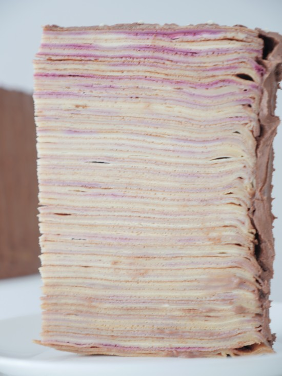 100 layer crepe cake ann reardon how to cook that