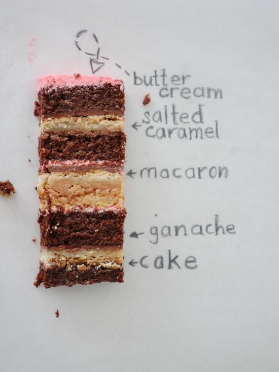 macaron cake ann reardon