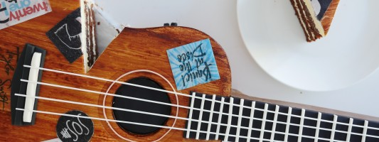 music cake ideas ann reardon