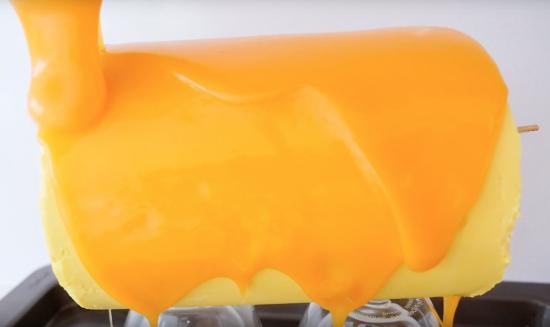 orange glaze recipe