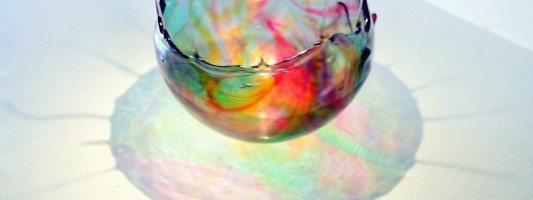 how to make an edible sugar bowl