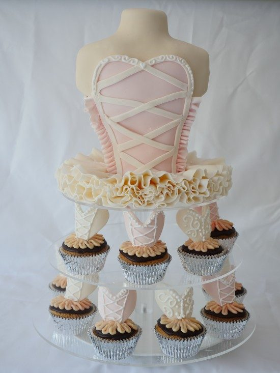 ballet cake how to