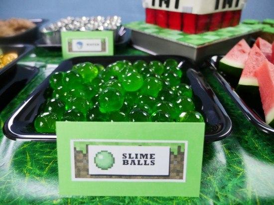 edible slime balls ann reardon