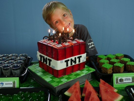 Howtocookthat Cakes Dessert Amp Chocolate Minecraft