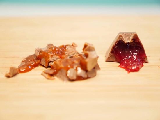 chilli v raspberry sauce