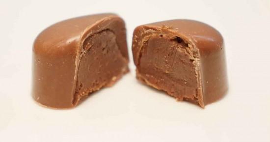 cinnamon ganache chocolate