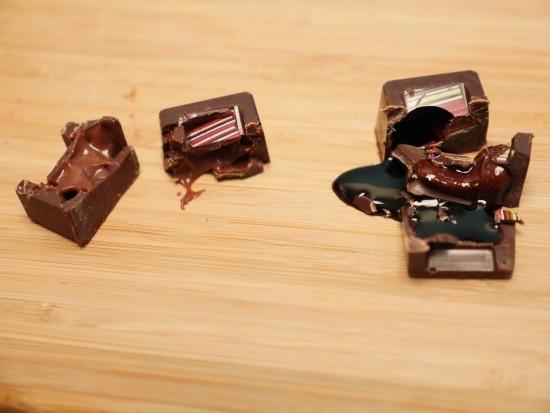 prank chocolate truffle diy