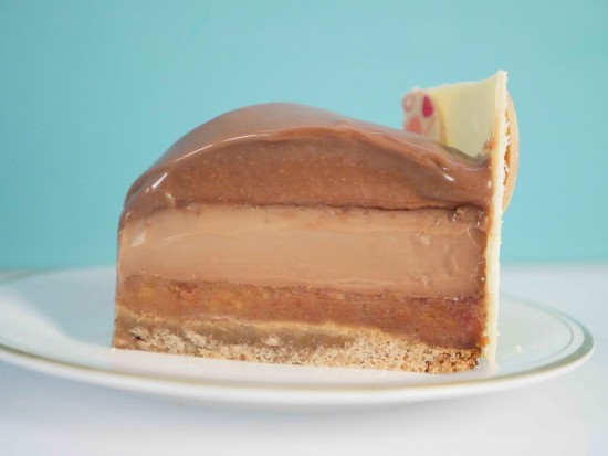 triple chocolate dessert recipe ann reardon