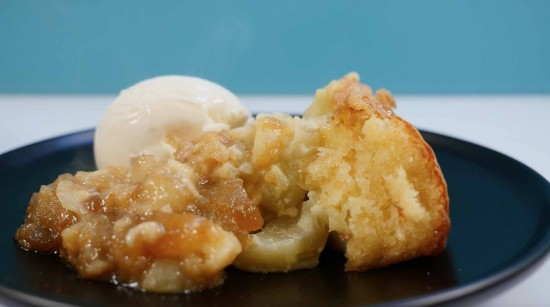 caramel apple pudding cake mix recipe