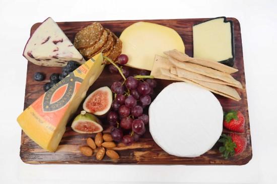 chocolate cheese platter