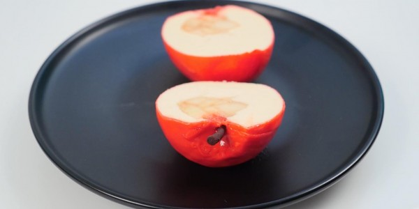 apple shaped dessert recipe ann reardon