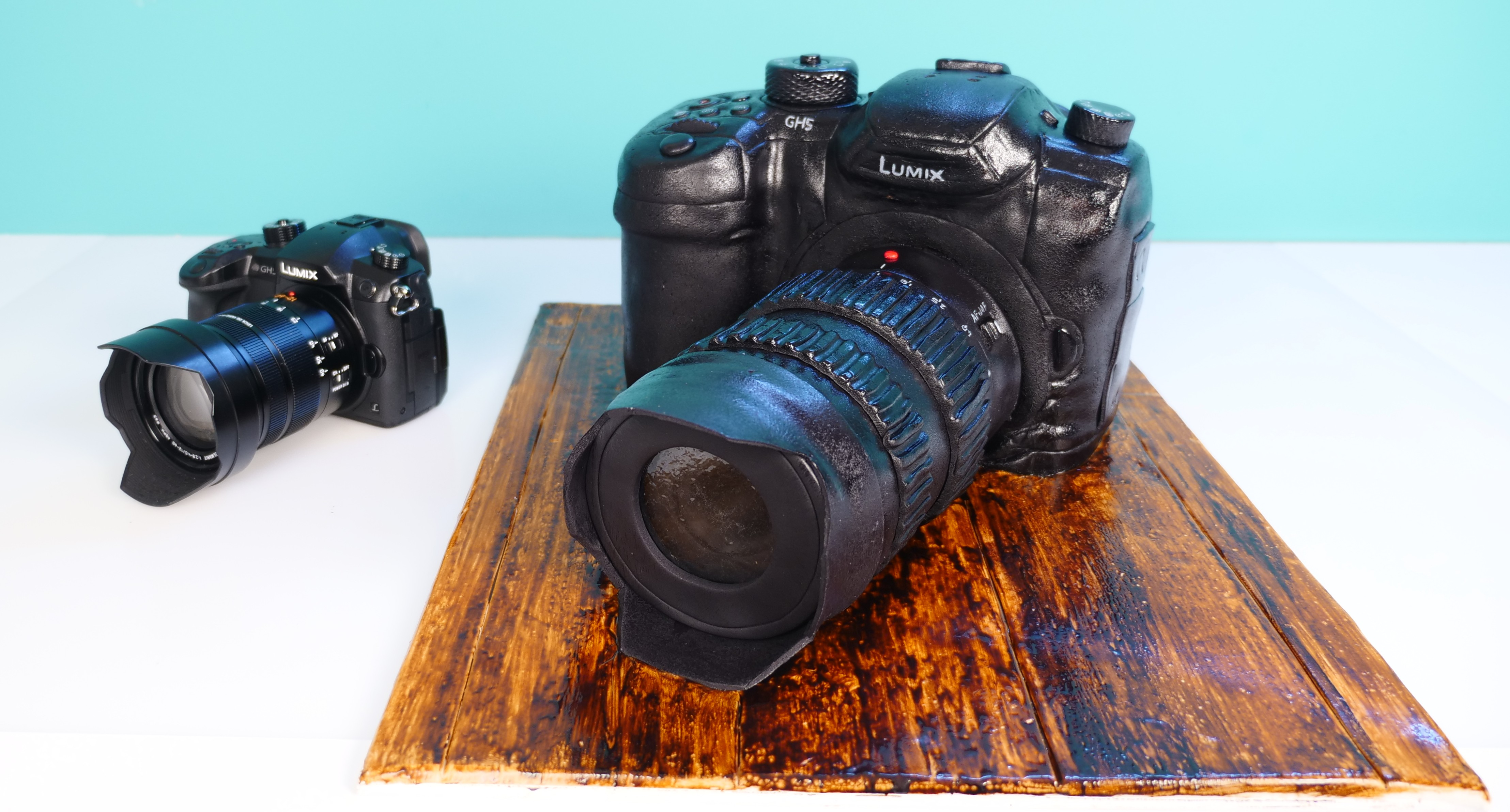 Camera Cake Tutorial How To Cook That