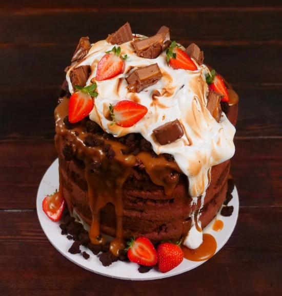 chocolate mousse cake ann reardon