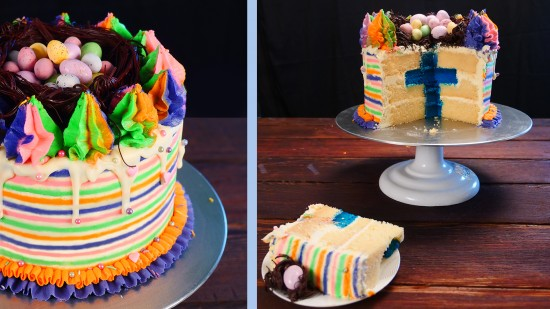 easter cake ann reardon