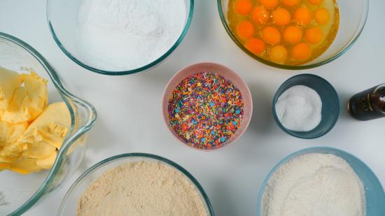 sprinkles cake recipe