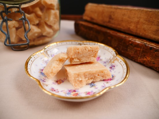 almond candy ann reardon how to cook that