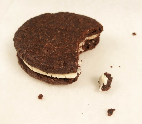 gluten free Oreo cookie recipe