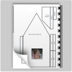 gingerbread house free printable plans