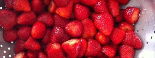 strawberry sauce recipe entremet