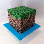 how to make a minecraft cake reardon