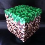 minecraft cake how to make