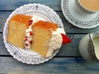 tall moist fluffy sponge cake recipe reardon