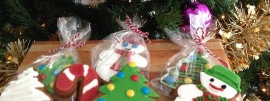 gingerbread christmas cookies recipe