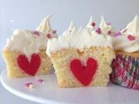 heart cupcake by howtocookthat reardon