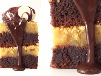 gooey chocolate brownie recipe