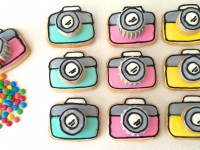 camera pinata cookies howtocookthat