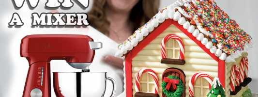 gingerbread house recipe how to cook that