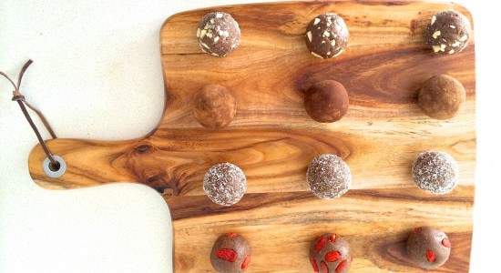 protein balls recipe are they good for you
