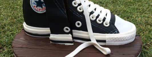 converse shoe cake ann reardon