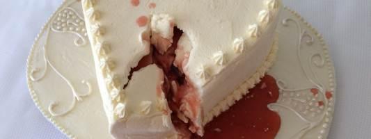 broken heart cake ann reardon