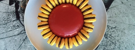 macaron tart recipe How To Cook That