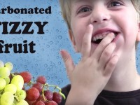 fizzy fruit carbonated dry ice