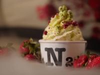 liquid nitrogen ice-cream
