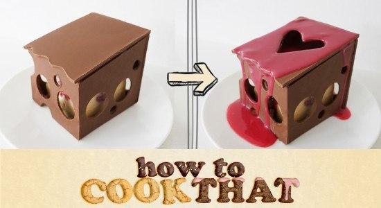 heart chocolate box ann reardon how to cook that
