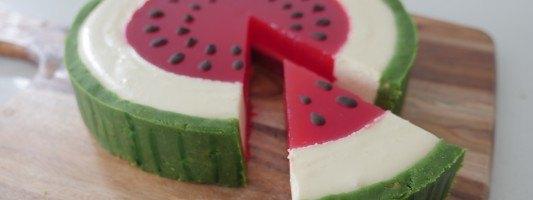 watermelon dessert recipe