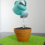 gravity defying cake howtocookthat