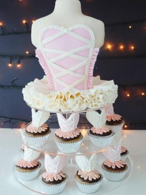 ballerina cake ann reardon