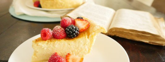 how to cook that baked cheesecake