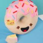 3D donut cake ann reardon how to