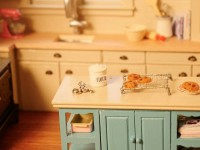 tiny kitchen miniature cooking