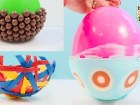 chocolate balloon bowls