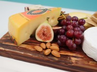 The Perfect Chocolate Cheese Board