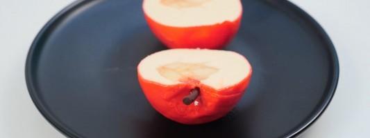 apple shaped dessert recipe ann reardon