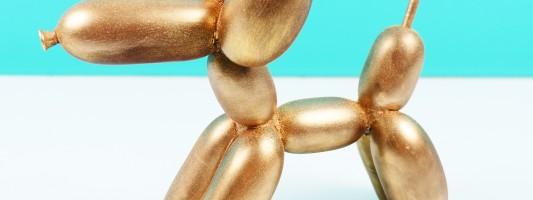 chocolate balloon dog ann reardon
