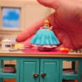 1/12th scale princess doll cake