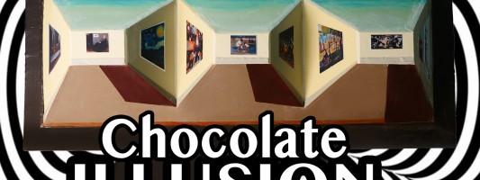 Chocolate Artwork Reverse Perspective